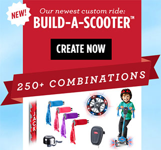 Build-A-Scooter